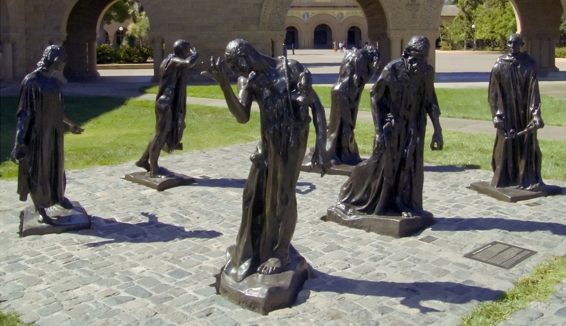 Rodin At Stanford Docent Tours