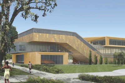 Thumbnail for 'New building, new faculty demonstrate ambitious growth plans for Stanford's Department of Art and Art History'
