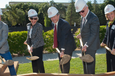 Thumbnail for 'McMurtry Building Ceremony Marks Arts District Milestone'