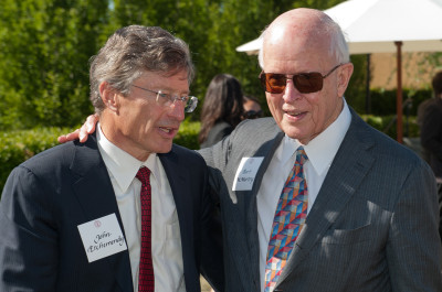 Thumbnail for 'Remarks by Provost John Etchemendy at the McMurtry Building Groundbreaking Ceremony'