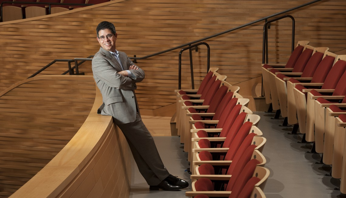 Stanford Live Executive Director Wiley Hausam will oversee programming for the Bing Concert Hall for the first time in the 2013-14 season.