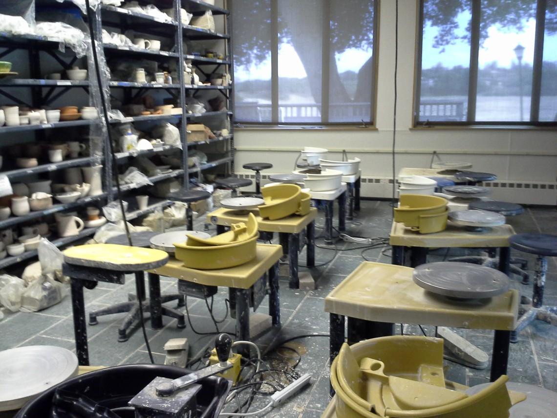Epc Ceramics Studio Stanford Arts
