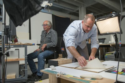 Thumbnail for 'Five-year digitization and inventory project at Cantor nears the finish line'