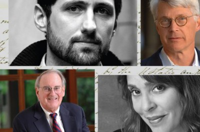 Thumbnail for 'Award-winning authors discuss writing about war at Stanford Live event'
