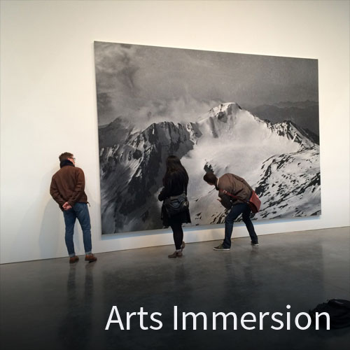 arts-immersion