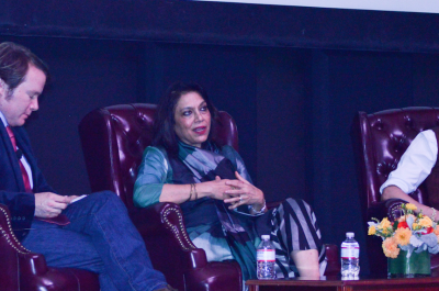 Thumbnail for 'Filmmaker Mira Nair shares the art of portraying the complexities of South Asia'