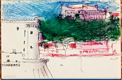 Thumbnail for 'Cantor Arts Center spotlights Richard Diebenkorn's sketchbooks'