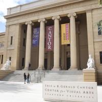 Curatorships at Cantor Arts Center
