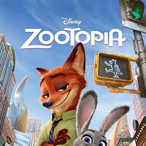 film zootopia