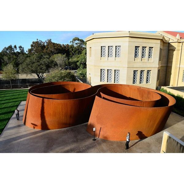 Richard Serra Museum Of Modern Art