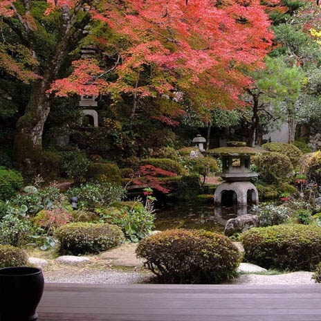 The Japanese Garden A Historical Account Of Japanese Culture And