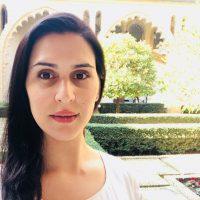 Photo of Alexandria Hejazi Tsagaris.