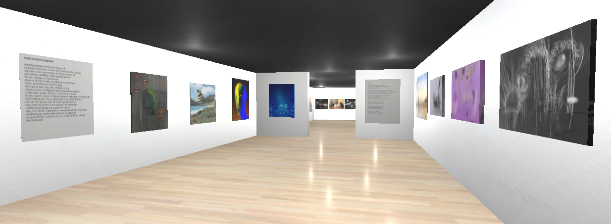 Spring Arts Fair Virtual Exhibition